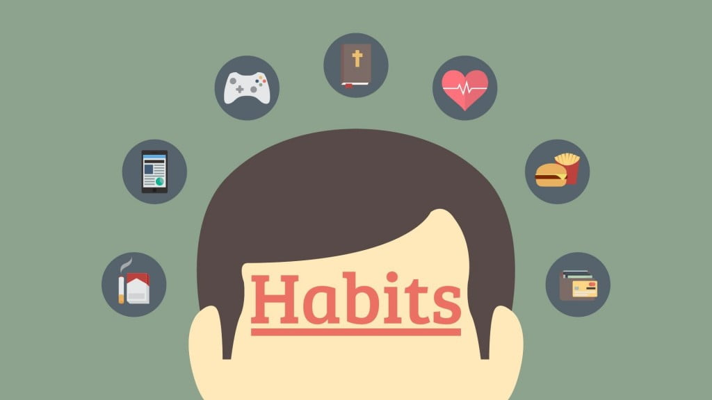 Stopping and Starting Habits