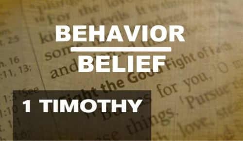 Instructing Our Belief and Behavior