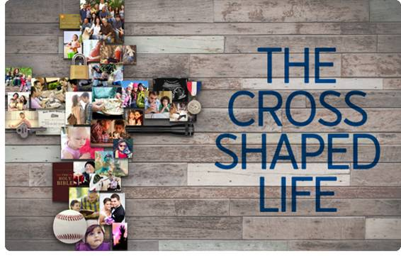 The Cross-Shaped Life