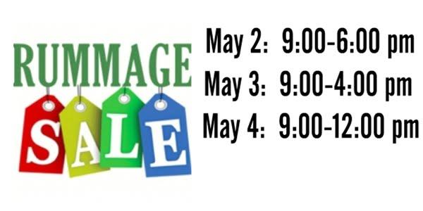 Rummage Sale!